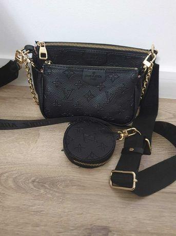 Torebka damska Louis Vuitton  3-częściowa