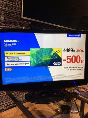 Sprzedam Monitor TV LG Flatron M237WDP-PC z tunerem TV