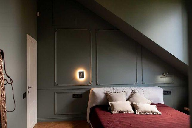Уникальная квартира на Печерске, три спальни, новый ремонт, ботсад!