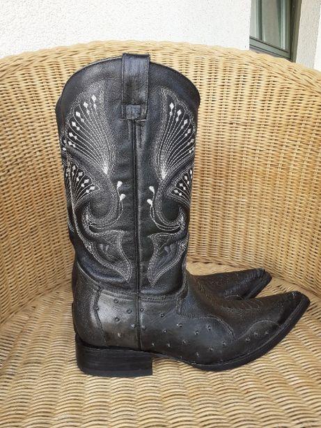 Oryginalne kowbojki z Meksyku