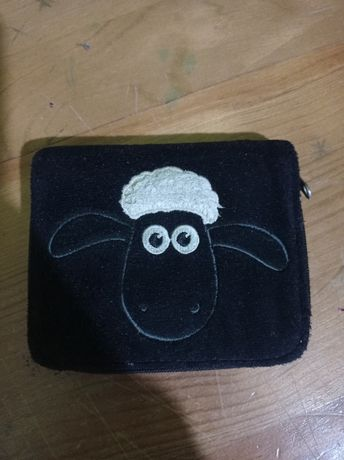 Carteira de criança ovelha choné