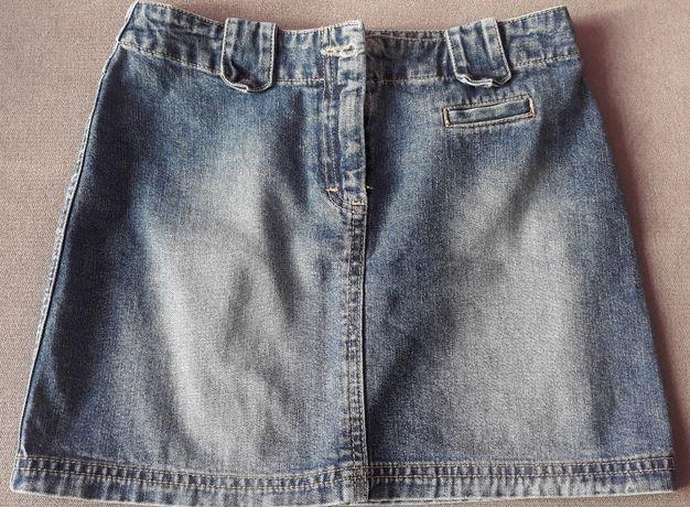 Spódnica spódniczka jeans XS 34 - POLECAM!
