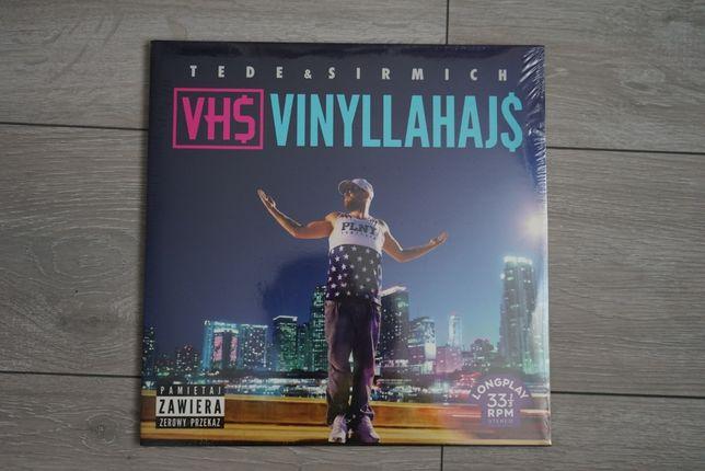 TEDE VHS Vanillahajs 2LP folia! Wielkie joł
