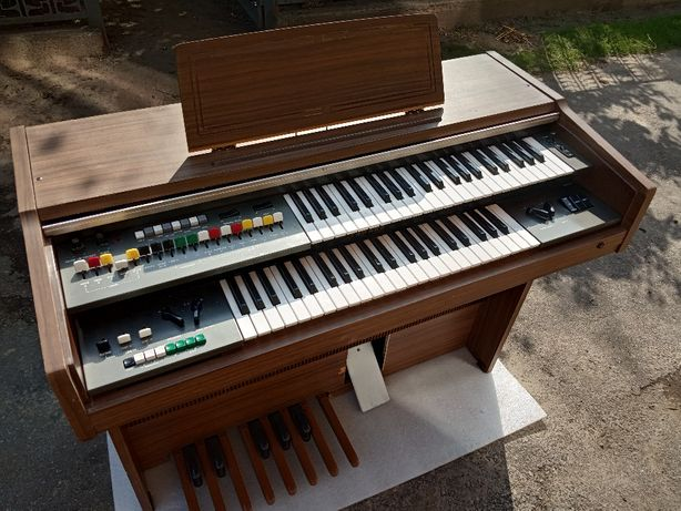 Yamaha Electone model B-20BR organy Made in Japan dowóz gratis