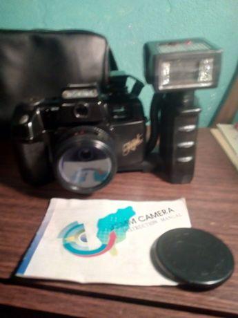 Lote câmeras fotos/filmar coleção