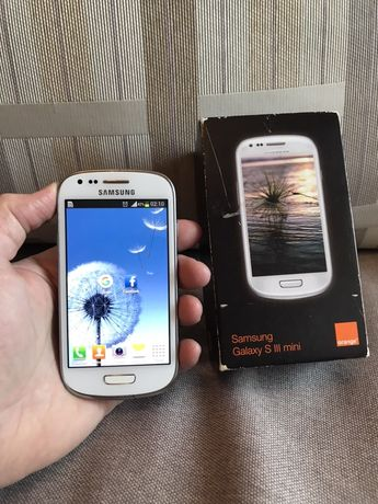 Samsung galaxy S 3 mini + (monte)