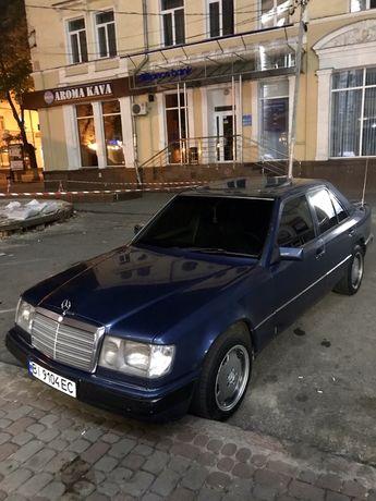 Merscedes-Benz W124