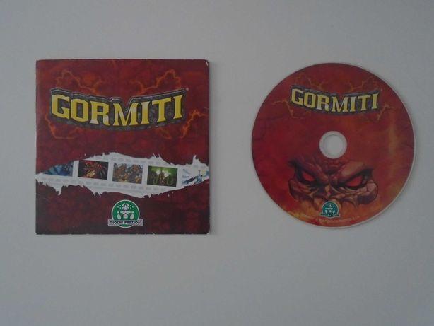 DVD infantil Gormiti