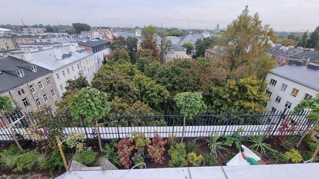 Sprzedam mieszkanie w nowoczesnym budynku z tarasem widokowym na dachu