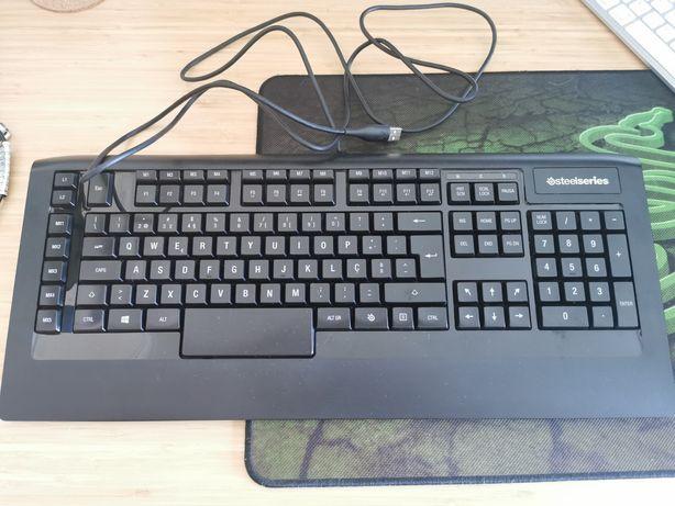 DOU teclado avariado, para reparação