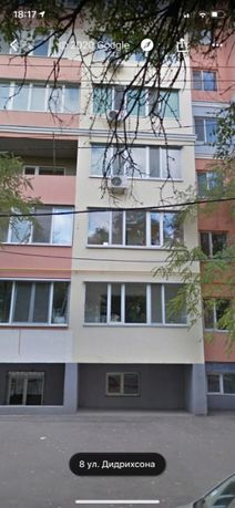 Двухкомнатная квартира в кирпичном доме от СК Стикон