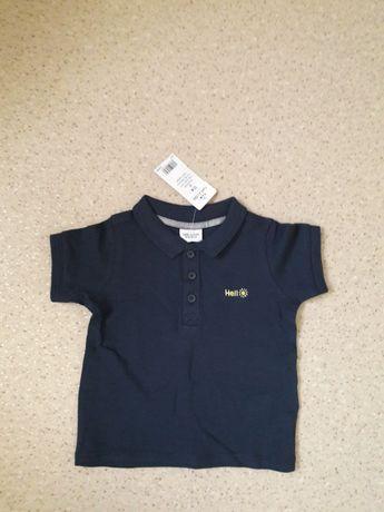 Nowa koszulka polo r. 74 TAO bluzka cool club 5.10.15. Dres spodnie