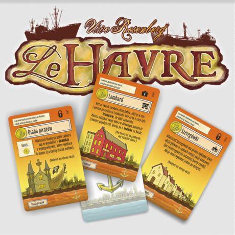 Le Havre: Karty do edycji sprzed 2020 roku
