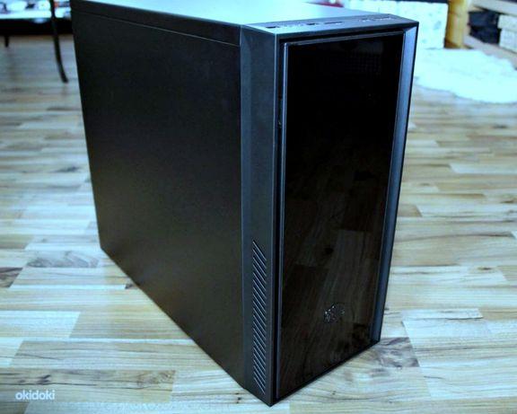 Мощный Игровой Системник Intel Core i7 8 Потоков!! Видеокарта 4 ГБ!!