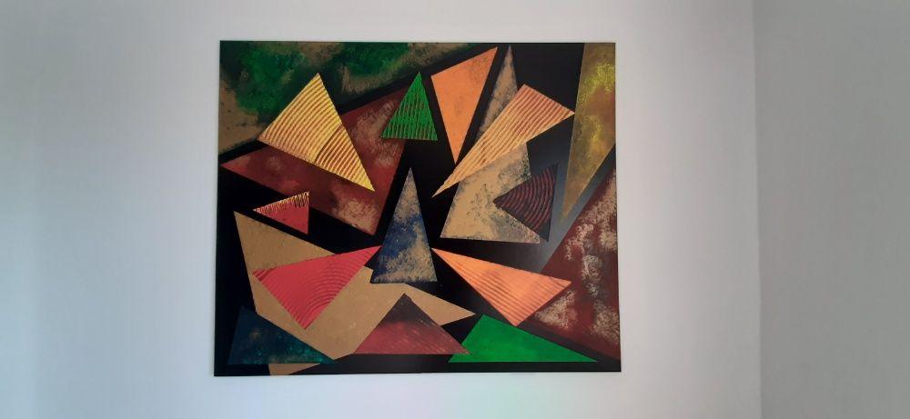 Obraz ręcznie malowany Biłgoraj - image 1