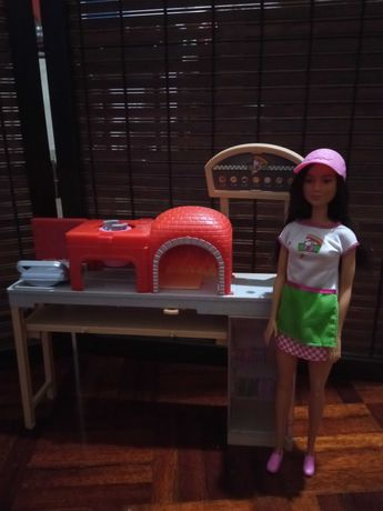 Pizzaria da Barbie