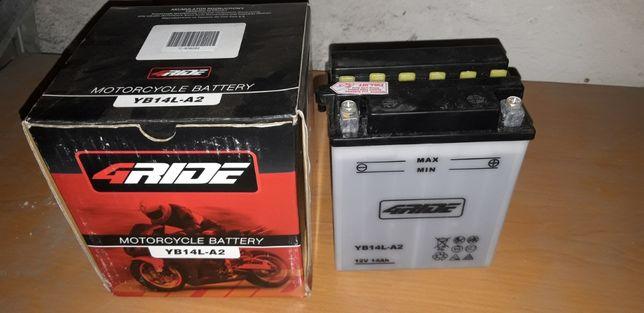 Akumulator motocyklowy 4RIDE YB14L-A2 12V-14Ah