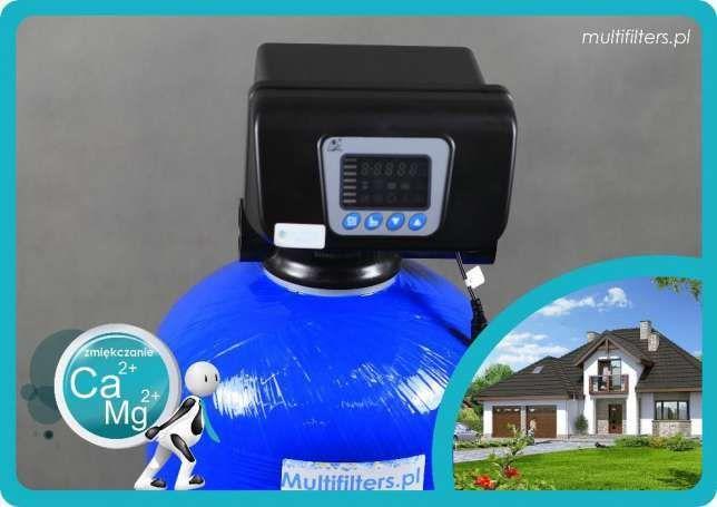 Automatyczny Zmiękczacz do wody MF20 RZ