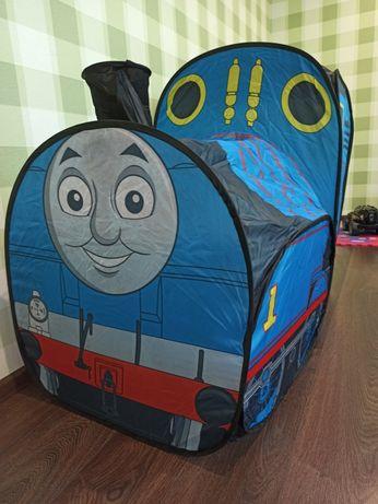 Палатка паровозик Томас