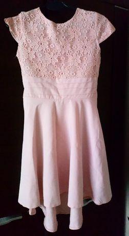 Sukienka +bolerko rozm. 152