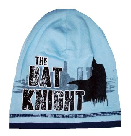 4-5-6-7-8 lat CZAKA BATMAN dresowa bawełna jersey
