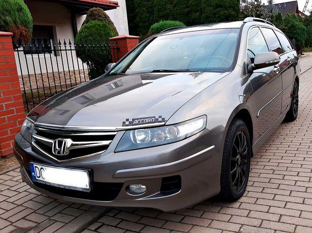 Honda Accord VII 2.2 Diesel 140 KM Kombi Zarejestrowana