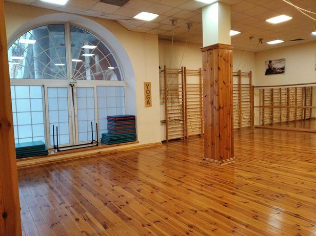 Sala gimnastyczna na godziny