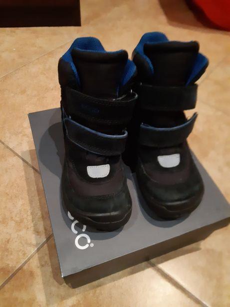 Buty zimowe śniegowce Ecco Snowride 28 wodoodporne goretex
