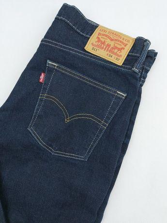 Spodnie Levi's 511 roz 34x32