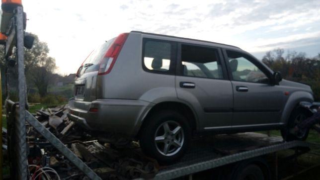 Nissan X-TRAIL 2.0 B T30 SILNIK SKRZYNIA KLAPA zderzak drzwi CZESCi