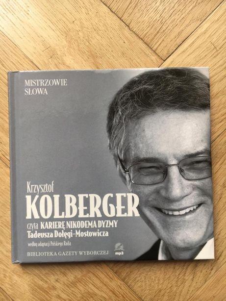 Audiobook Krzysztof Kolberger Kariera Nikodema Dyzmy