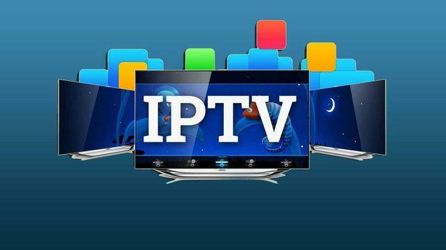 Установка IPTV | Спутниковоe ТВ и T2