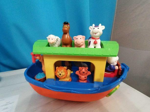Zabawka Statek Arka Noego