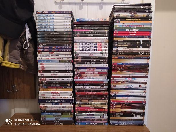 Filmy dvd używane nowe