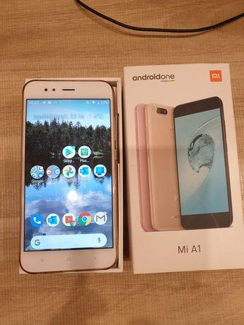 Xiaomi MI A1 4GB/64GB biały/złoty
