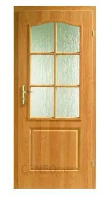 drzwi Porta Londyn lewe 80 olcha model szpros przeszklone