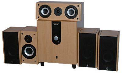 Продам акустическую систему 5.1-канальную SVEN HA-385