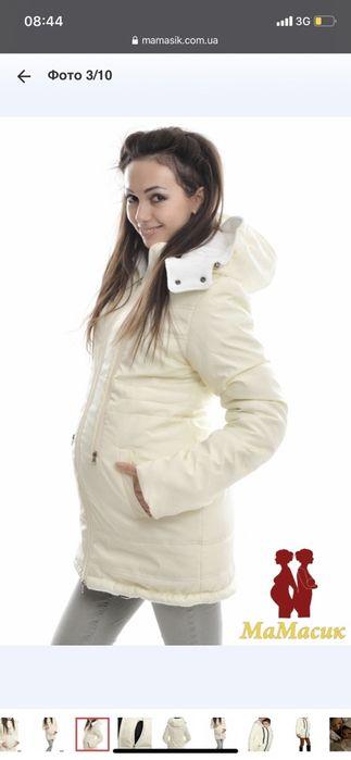 Куртка зимняя теплая для беременных Одесса - изображение 1