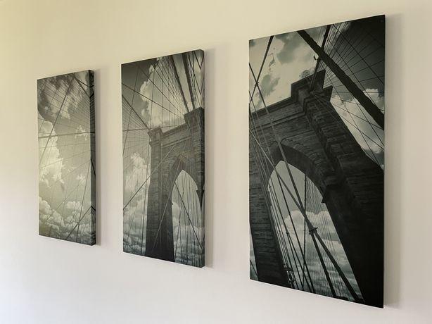 Quadros Brooklyn Bridge