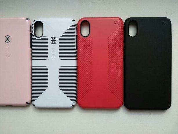 Противоударный чехол бампер Speck Apple iPhone XS Max
