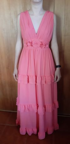 Vestido de Cerimónia Novo