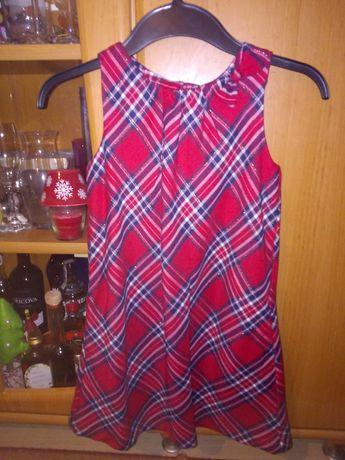 nowa z metką Sukienka H&M roz. 128