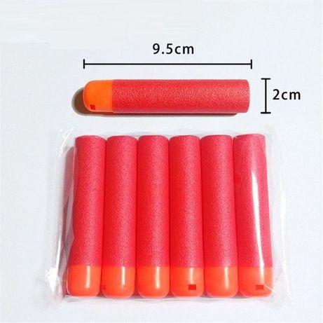 Акция! Мега пули стрелы для бластеров Нерф (Nerf Mega) 18 шт-120 грн.