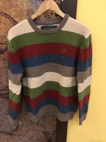 Sweter męski L