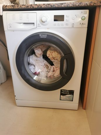 Máquina de Lavar Roupa, A++ 7KG ARISTON