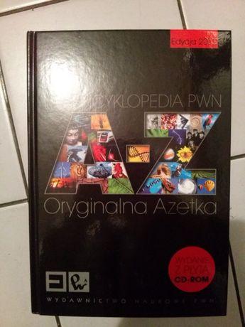 Encyklopedia PWN płyta CD-ROM Edycja 2012