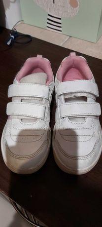 Buty adidasy białe roz 31