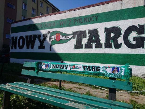 Szalik Lechia Gdańsk fc Nowy Targ Śląsk Wrocław
