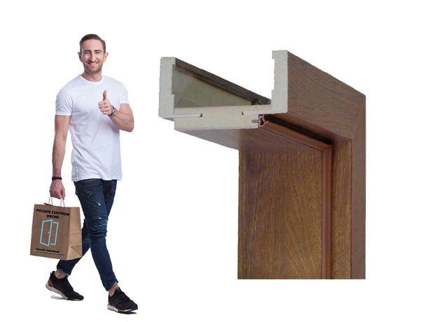 Futryna regulowana do drzwi Windoor 8-10cm + różne zakresy regulacji
