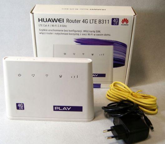 Router modem wifi na kartę SIM 4G LTE 150Mb/s Huawei B310/311/315